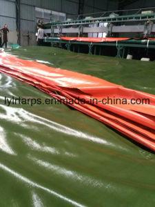 Military Green Orange PE Waterproof Tarpaulin Tents, Waterproof Truck Tarpaulin Cover pictures & photos