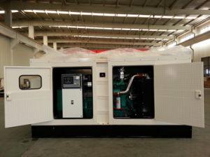 200kVA Super Silent Diesel Generator Set with Cummins Engine pictures & photos