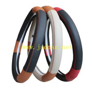 Car Steering Wheel Cover, Available in Various Colors (JSD-P0037) pictures & photos