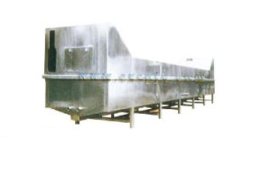 Poultry Slaughter Equipment: Continuous Type Simmering Machine