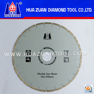 Mature Product 350mm Circular Saw Blade for Marble Cutting pictures & photos