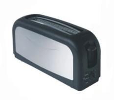 4 Slice Toaster Stainless Steel Housing (WT-868)