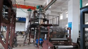 PP Polypropylene Film Blowing Machine (F55 / 60 / 70) pictures & photos