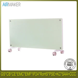 Hot Sale Wall Mounted Glass Panel Electrical Convector Heater SAA GS pictures & photos
