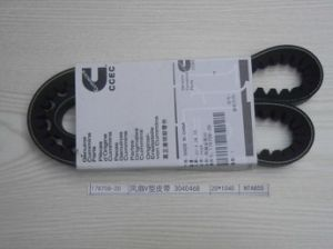 Cummins Fan Belt (178708) for Ccec Engine Part pictures & photos