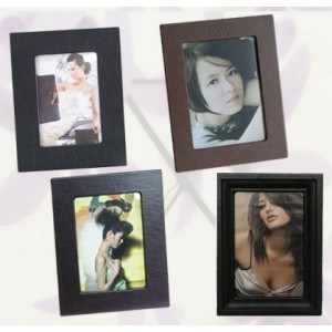 5*7 Inch Spray-Painted Wooden Portrait Frames (PA-016) pictures & photos