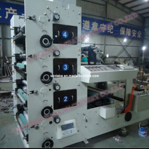 Dbry-320 Pressure Sensitive Label Stock Printing Machine