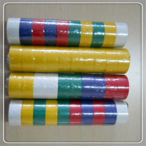 Competitive Price Colorful PVC Electrical Adhesive Tape pictures & photos