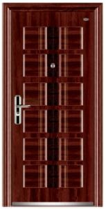 Entrance Steel Door for Living House pictures & photos