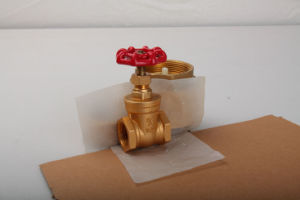 Brass Gate Valve pictures & photos