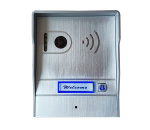 7 Inch Handsfree 2 Wires Color Video Doorphone pictures & photos