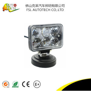 Hot Sale Best Quality 3D 18W Auto Part LED Work Driving Light for Vehicle pictures & photos