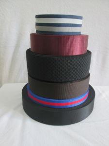 Polypropylene Polyester Nylon Cotton Woven Strap Webbing