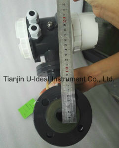 Electromagnetic/Magnetic Flow Meter for Slurry, Sewage, Pulp, Waste Water pictures & photos