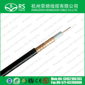 Digital Satellite Coaxial Cable Cai Approved Sky HD / Wf100 / CT100 pictures & photos