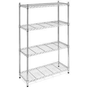 Widely Use Metal Wire Shelf for Display pictures & photos