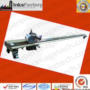 3.2m Media Slitter for Flex/Banner/Vinyl/Cloth/Taper/Stickers pictures & photos