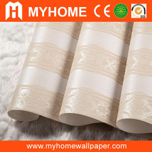 Decorative Home Pvc Waterproof Wallpapers Wall Paper