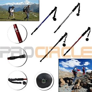Safety Durable Climbing Alpenstock with Compass (PC-AC1003) pictures & photos