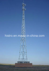 Telecom Tower with Different Height (45m, 50m, 60m, 70m, 100m)