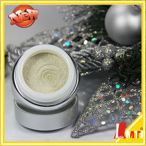 Shimmer Silver White Pearlescent Pigment for Paint pictures & photos