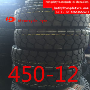 450-12 500-12 Hot Sale Wholesale Hinese Tyre Motorcycle Tire Emark Certificate ECE Certificate pictures & photos