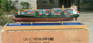 Miniature Ship and Boat Model, Container Ship Model (JW-325) pictures & photos