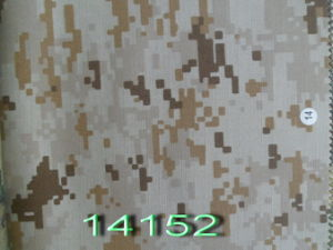 Infra-Red Resistance Irr Military Camouflage Rip-Stop Fabric pictures & photos