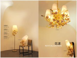 Elegance Rose Hotel Project Decoration Chandelier Light (NLX8862-27) pictures & photos