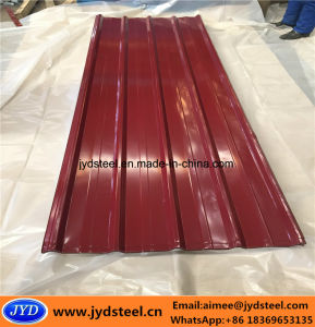 Pre-Painted PPGI/PPGL Steel Panel Sheet pictures & photos