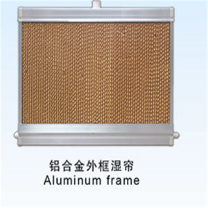 Evaporative Cooling Pad with Galvanized Frame pictures & photos