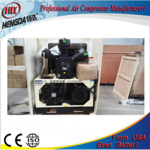 30bar Middle Pressure Piston Air Compressor for Sale pictures & photos