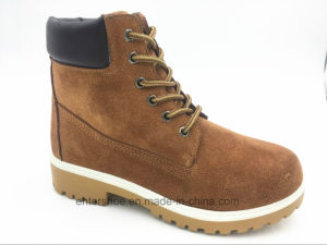 2017 New Arrival Casual Short Lady Boots for Safety (ET-XK160213W) pictures & photos
