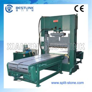 Hydraulic Paving Block Machine for Hard Granite pictures & photos