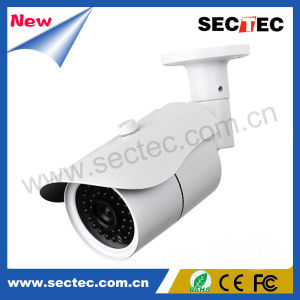 CCTV Waterproof Security IP Camera with 25m Night Vision LEDs
