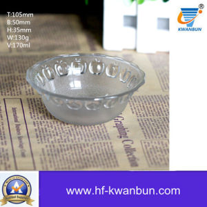 Daily-Use Glass Bowl Clear Glass Bowl Kitchenware Kb-Jh06073 pictures & photos