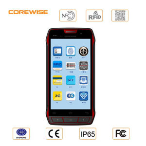Android Handheld PDA with Fingerprint Reader and RFID pictures & photos