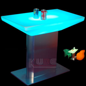 LED Lighting Tables for Restaurant pictures & photos