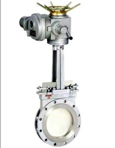 Flanged/Cast Steel/ Stainless Steel Knife Gate Valve