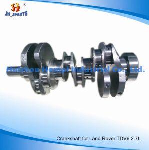 Crankshaft for Land Rover Discovery Range Rover 5 Tdv6 2.7L/3.0L pictures & photos