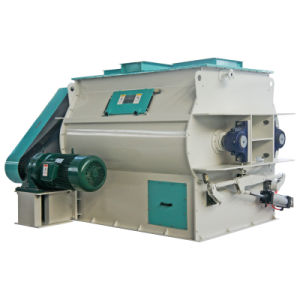 SSHJ Series Animal Feed Mixer