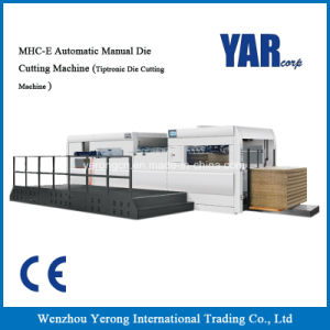 Mhc-Ec Series Automated Manual Die Cutting Machine with Stripping pictures & photos