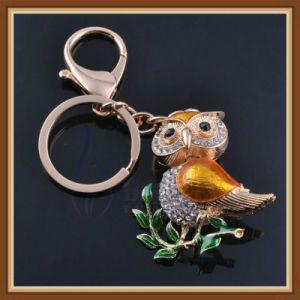 New Design Beautiful Owl Shape Pendant Key Chain pictures & photos