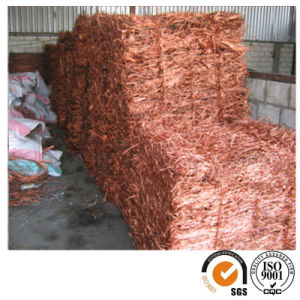 Copper Wire Scrap Millberry Copper Wire Scrap 99.99% pictures & photos