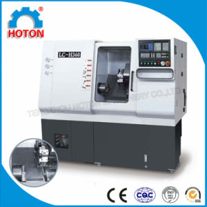 CNC Slant Bed Lathe Machine (LC-H360) pictures & photos