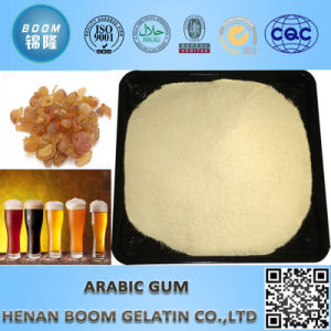 Lustering Agent Yellow Gum Arabic Powder pictures & photos