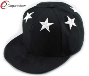Black Star Pattern Custom Baseball Cap pictures & photos