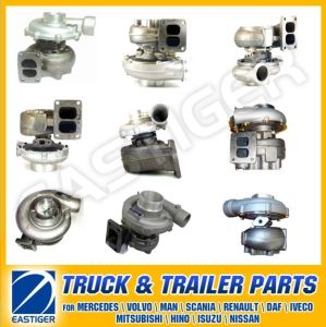 Over 100 Items Truck Parts for Turbocharge pictures & photos