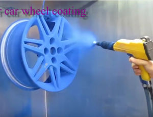 2016 Best Sell Powder Coating Equipment for Car Wheel Painting pictures & photos
