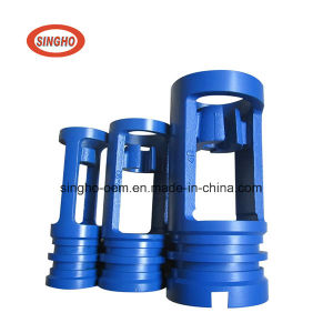 Xylan Drill Pipe Float Valve by Investment Casting